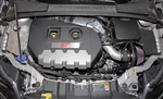 K&N Typhoon Cold Air Intake System: Ford Focus ST
