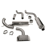 Thermal R&D SS Cat-Back Exhaust System FoST