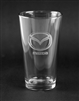 "CultureM ""Mazda"" 16 oz. Pint Glasses"