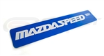 """Mazdaspeed Way"" Metal Road Sign"