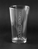 "CultureM ""Zoom-Zoom"" 16 oz. Pint Glass"