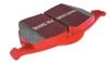 EBC Red Stuff Rear Brake Pads: Mazdaspeed 6