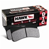 Hawk DTC Front Brake Pads: Mazdaspeed 3