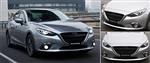 AutoExe Front Grill: Mazda3 2014+