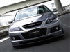 MAZDASPEED 6 CARBON FRONT SPLITTER 06-07