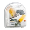 Nokya Pro Halogen Headlight Bulb - Hyper Yellow