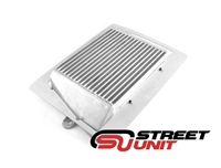 StreetUnit Top Mount Bar & Plate Intercooler: MAZDASPEED 6, MAZDASPEED 3