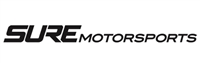SURE Motorsports Windshield Banner