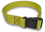 "Side Release Buckle Belts w/ 1-1/2"" Polyester Webbing"