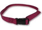 "Side Release Buckle Belts w/ 1"" Flat Nylon Webbing"