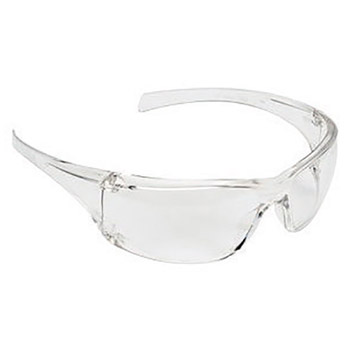 3M 3MR11818-00000 Virtua AP Safety Glasses With Clear Frame And Clear Polycarbonate Anti-Fog Lens