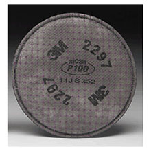 3M P100 Advanced Particulate Filter Nuisance 2297