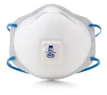 3M Disposable Breathing Mask 8271 P95 Particulate Disposable Respirator 8271
