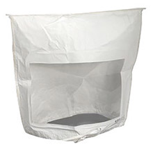 3M 3MRFT-14 White Replacement Fit Test Hood