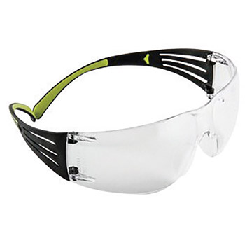 3M 3MRSF401AF 400 Series SecureFit Protective Eyewear With Clear Anti-Fog Lens