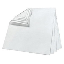 "3M 3MRT-151 17"" X 19"" White Polypropylene And Polyester Sorbent Pad"
