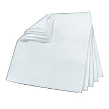 "3M 3MRT-156 17"" X 19"" White Polypropylene And Polyester Sorbent Pad"