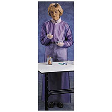 Ansell Edmont Medium Blue 8mil Vinyl Coat Apron 950191