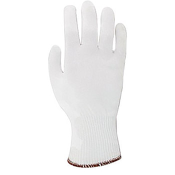 Ansell White SafeKnit Ultra Light Duty Spectra ANE72-025-10 Size 10