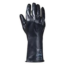 "SHOWA Best Glove Black Viton II 12"" 12 mil Viton B13892-11 Size 11"