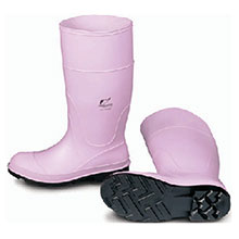 Bata Shoe PVC Boots Size 6 Lady Monarch Pink 14in Kneeboot 53605-06
