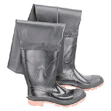 Bata Shoe PVC Boots Size 8 Storm King Black 27in Hip Waders 86049-08
