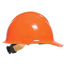 Bullard Hardhat Orange Classic Model C30 6 Point 30ORR