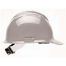Bullard Hardhat White Classic Model C30 6 Point 30WHR