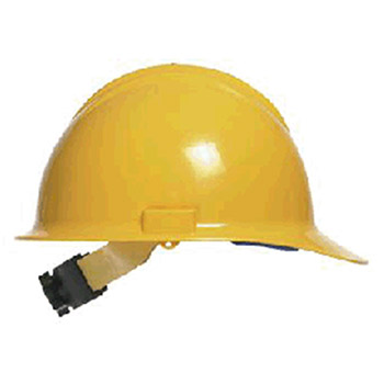 Bullard Hardhat Yellow Classic Model C30 6 Point 30YLR