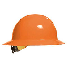 Bullard Hardhat HiViz Orange Classic Model C33 Full Brim 33HOR