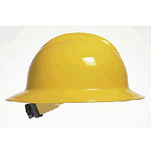 Bullard Hardhat Yellow Classic Model C33 Full Brim 33YLR
