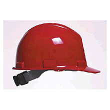 Bullard Hardhat 5100 Series Red Safety Cap 4 Point 51RDR
