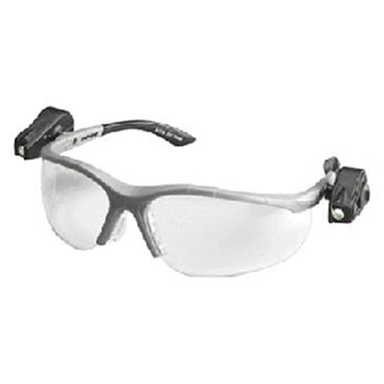 Aearo Technologies by 3M Safety Glasses Light Vision 2 Gray 11476-00000