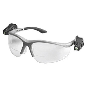 Aearo 3M Safety Glasses Light Vision 2 Readers 2.0 Diopter 11478-00000