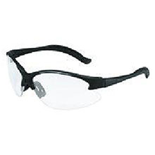 Aearo Technologies by 3M Safety Glasses Virtua V6 Black Frame 11682-00000