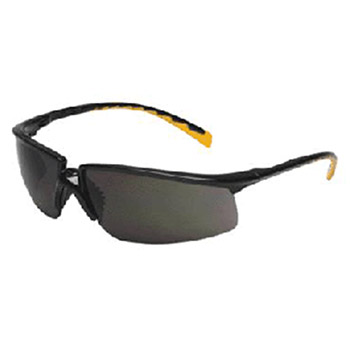 Aearo Technologies by 3M Safety Glasses Privo Black Orange 12262-00000