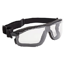 Aearo 3M Safety Glasses Maxim Plus Dust Goggle Black 123000000000