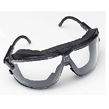 Aearo 3M Safety Glasses Medium Lexa Splash GoggleGear Dust Impact 16615-00000