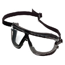 Aearo 3M Safety Glasses Large Lexa Splash GoggleGear Dust Impact 16618-00000