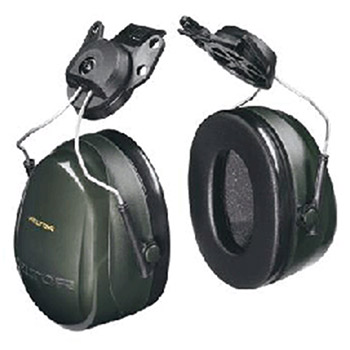 Aearo Technologies by 3M Peltor Optime 101 Helmet Mount Earmuffs H7P3E