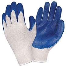 Cordova 3893 Poly-Cotton Latex Coated Glove