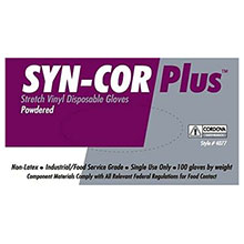 Cordova 4077 Syn-Cor Plus Stretch Gloves