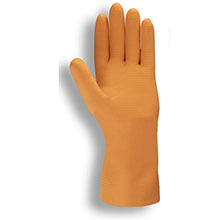 Cordova 4340 Orange Neoprene/Latex Glove 28-Mil
