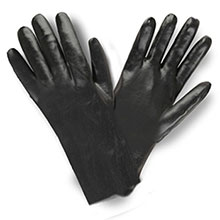 Cordova 5010 Black PVC coated glove Smooth finish