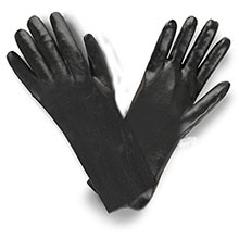 Cordova 5014 Black PVC coated glove Smooth finish