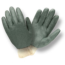 Cordova 5200J Green Double Dipped PVC glove
