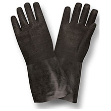 Cordova 5812R Black Supported Neoprene Glove