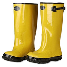 Cordova BYS17 Yellow Slush Boot 17""