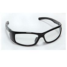 Cordova E02B10T Vendetta Black Safety Glasses