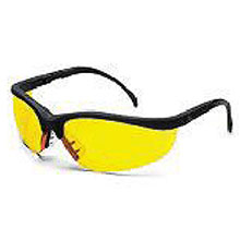 Crews Safety Safety Glasses Klondike Black Frame KD114